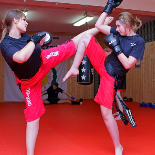 Kick Thai Boxing